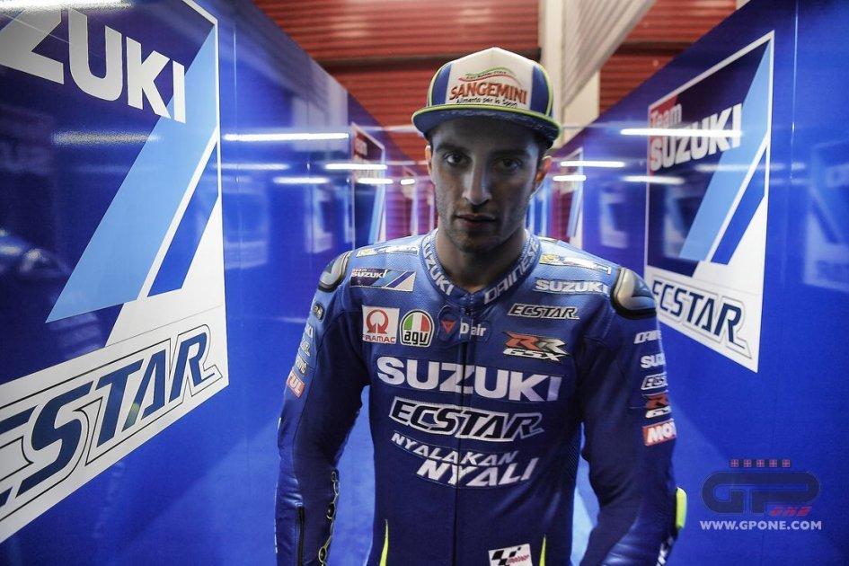 "MotoGP: Iannone: ""I expect a brighter 2018 with Suzuki"""