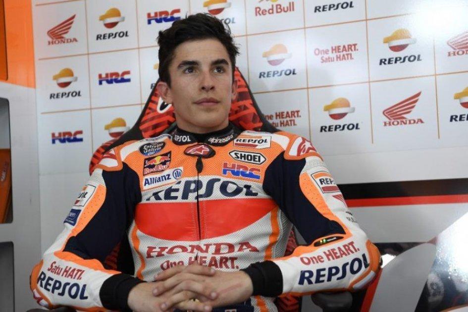 """MotoGP: Marquez: """"Il nuovo motore Honda ancora non mi convince"""""""
