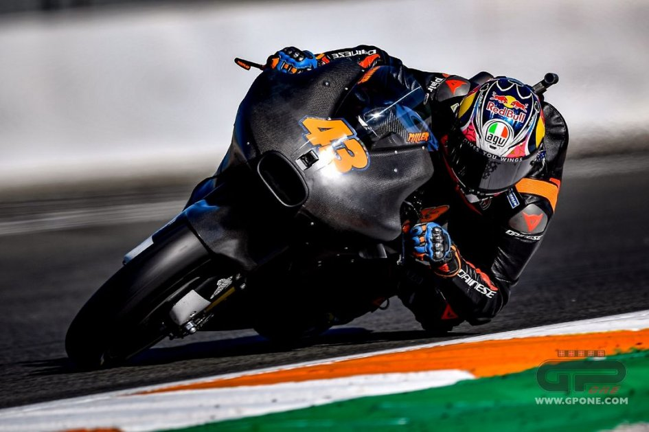 MotoGP: Jack Miller: I'm having fun with the Ducati