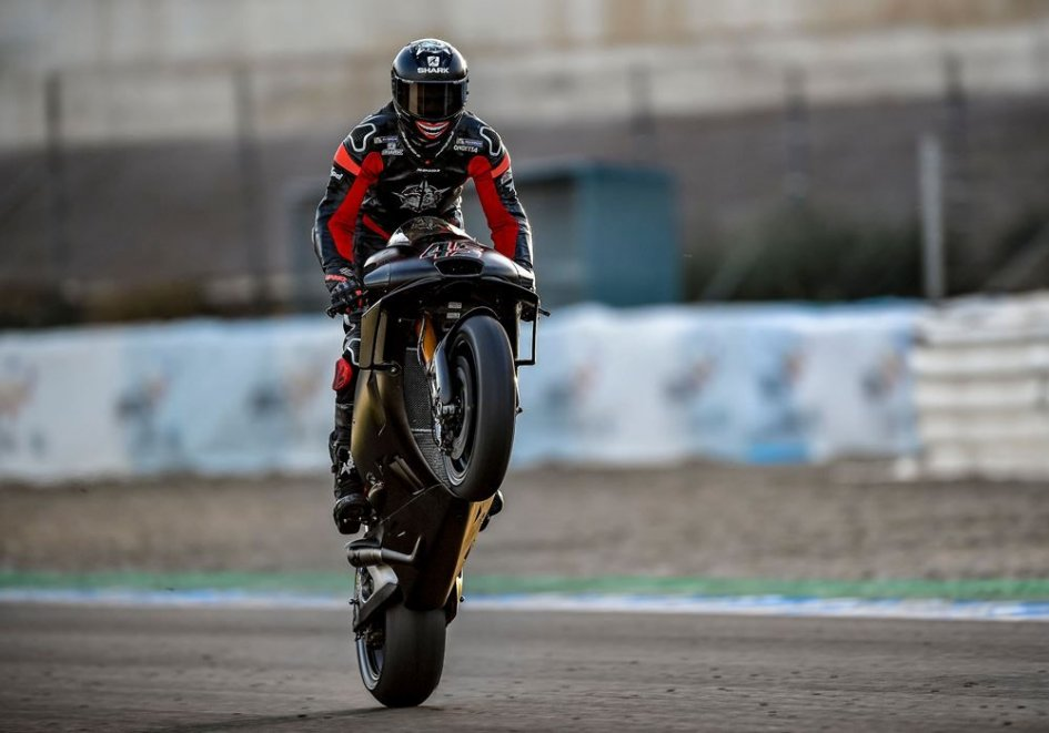 MotoGP: Aprilia: a top rider? better a fast bike