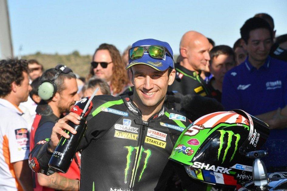 MotoGP: Zarco: se Rossi mi candida per il titolo, io ci credo