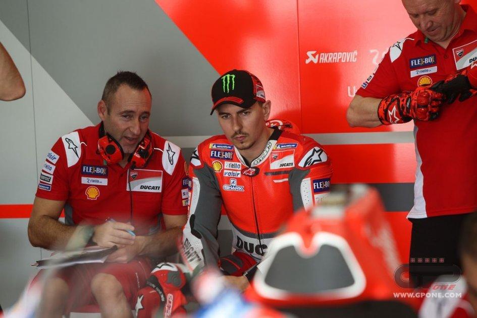 MotoGP: Lorenzo: ora la Ducati è più simile alla Yamaha
