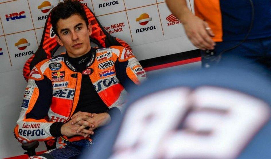 MotoGP: Marquez: il record di Lorenzo? Conta solo il passo gara