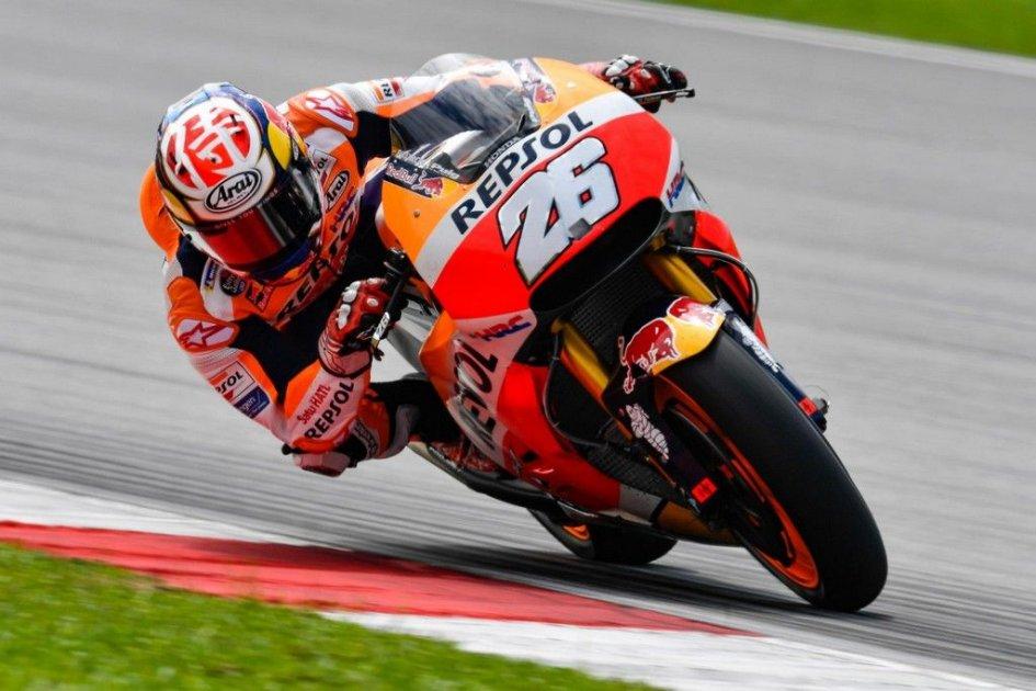 MotoGP: A Sepang solo Pedrosa meglio dello squadrone Ducati