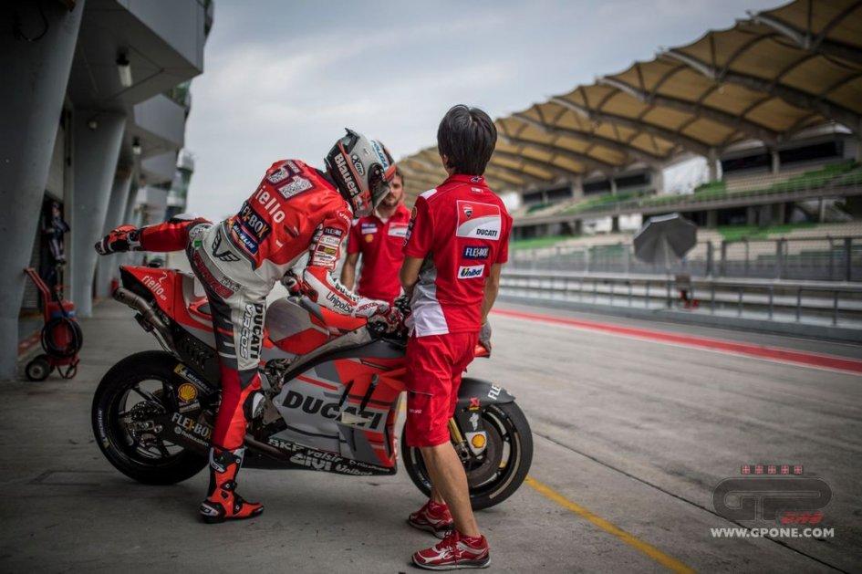 MotoGP: Pirro: The Ducati GP18 was born under a good star