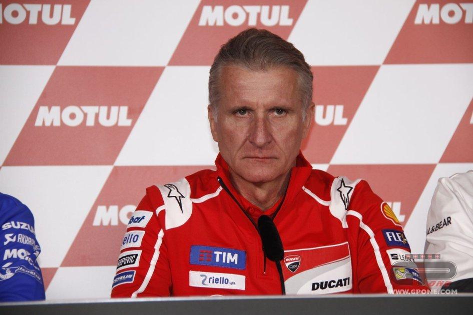 MotoGP: Bagnaia e Mir i giovani nel mirino della Ducati