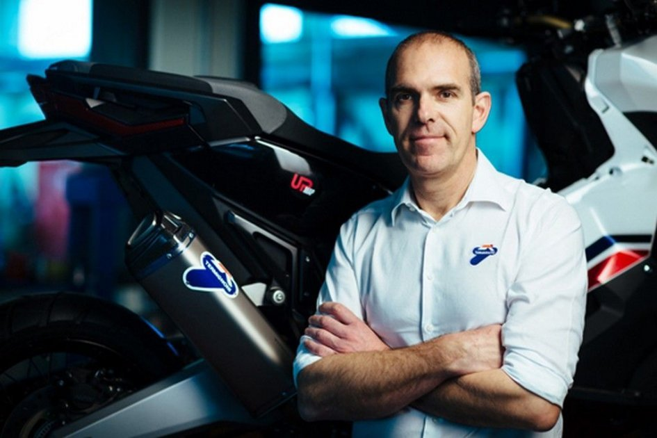 News Prodotto: Marinelli: the Panigale V4 will have a very special exhaust