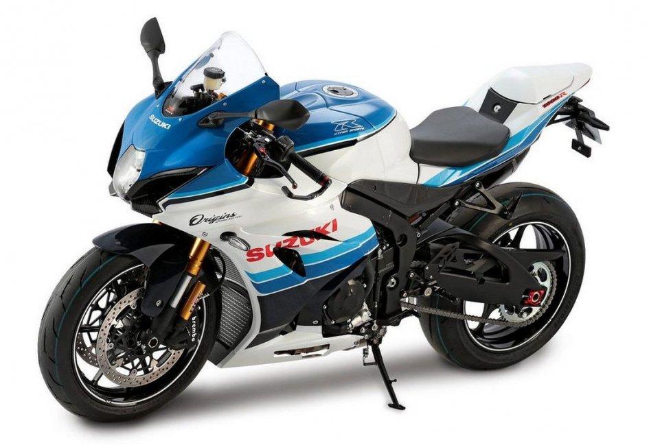 News Prodotto: Suzuki GSX-R 1000 R Origins: la gixxer torna alle origini