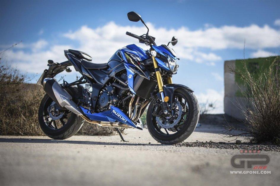 News Prodotto: La Suzuki GSX-S750 Zero stella del Motor Bike Expo 2018