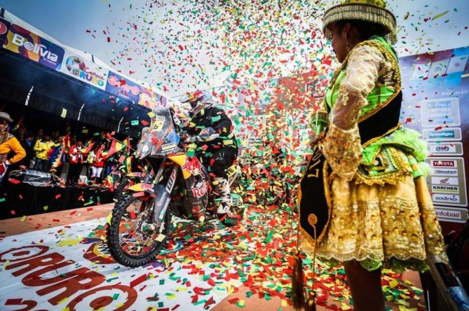 Dakar: KTM vs. Honda: a thrilling battle at the Dakar