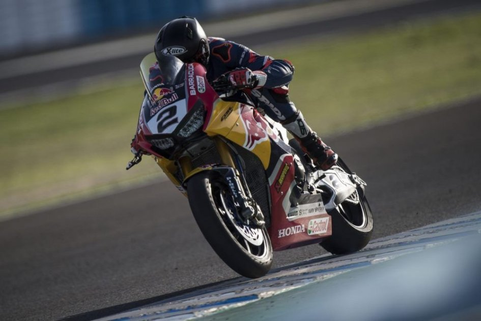 SBK: The flint sparks the powder from Tuesday with the Jerez tests