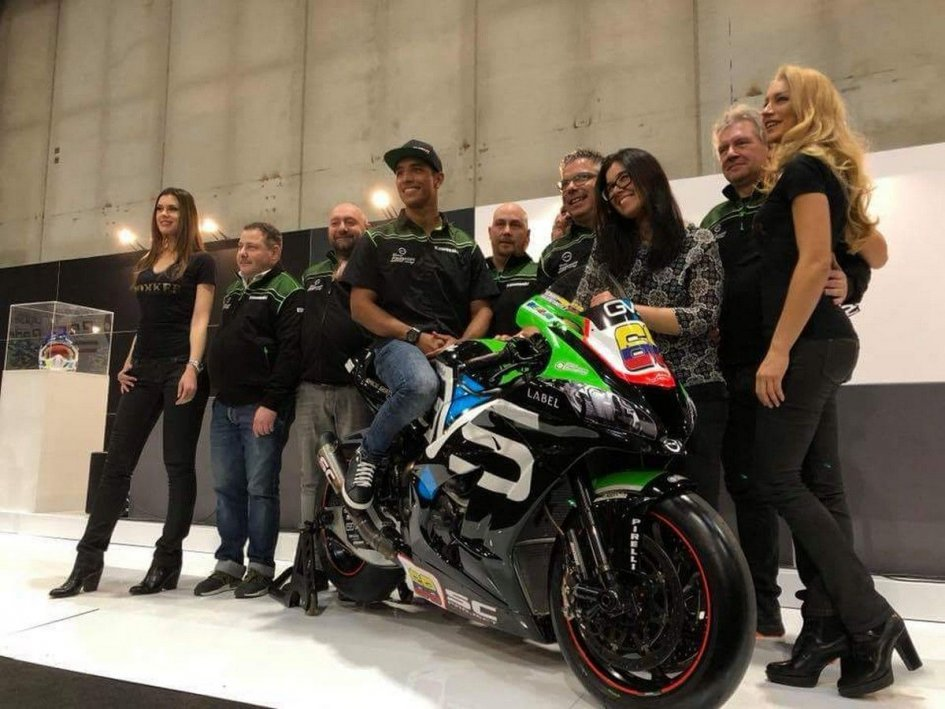SBK: The Pedercini team aims high