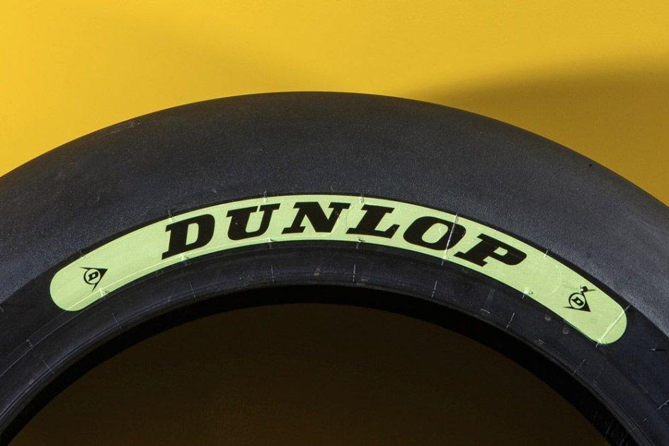 Moto2: Dunlop: colori più semplici per le gomme