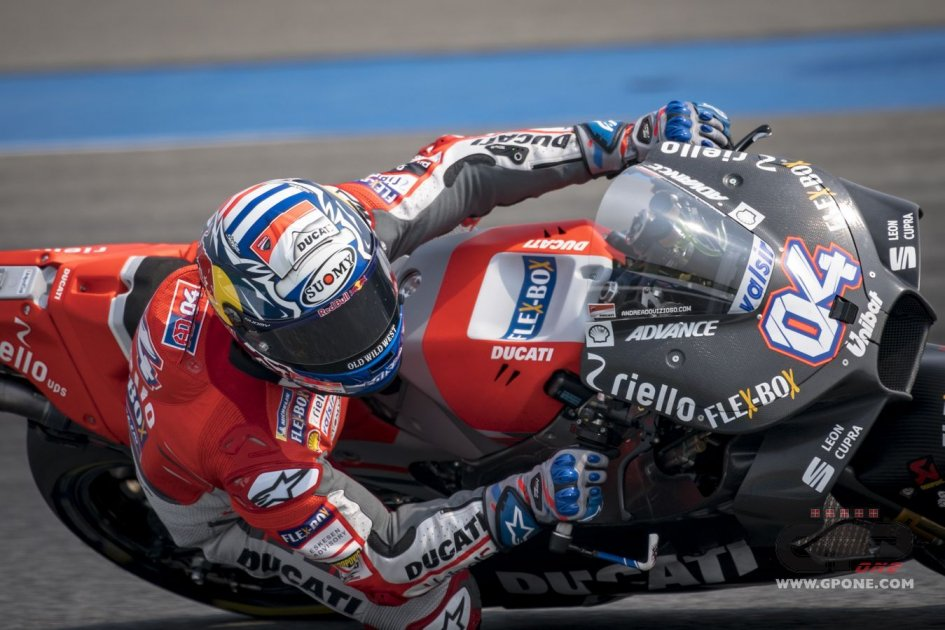 MotoGP: Dovizioso: The GP18 is the best Ducati ever