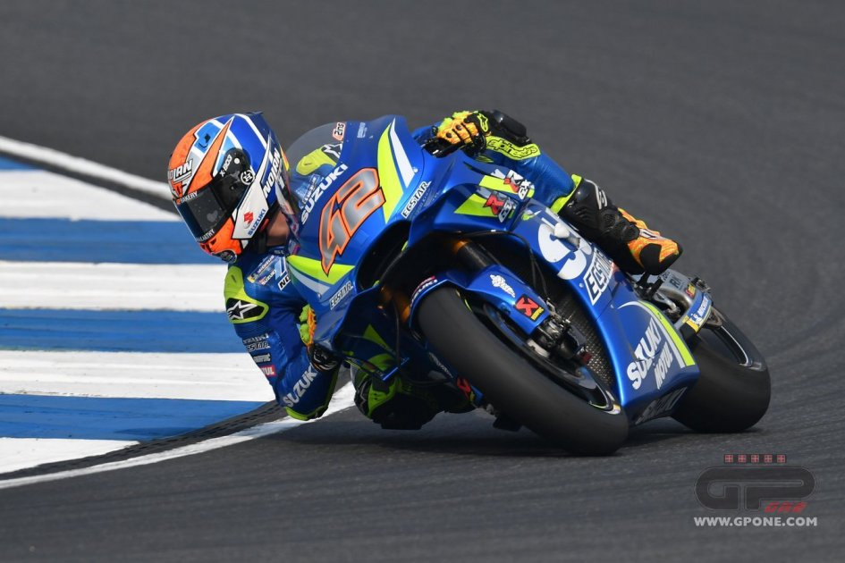 MotoGP: Rins: Suzuki fast like in Vinales' day? This is the path