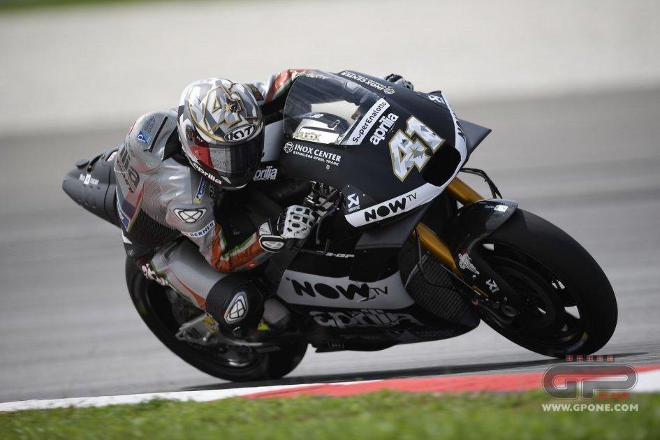 MotoGP: Aleix Espargarò: Buriram? Una pista strana