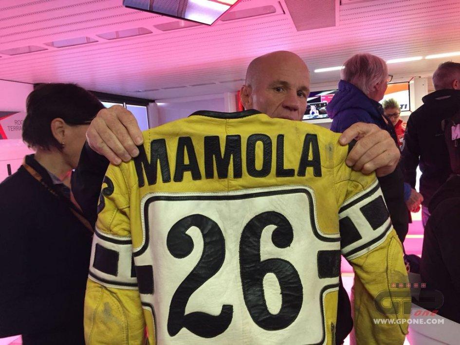 "MotoGP: Mamola MotoGP Legend: ""my family is already worried"""