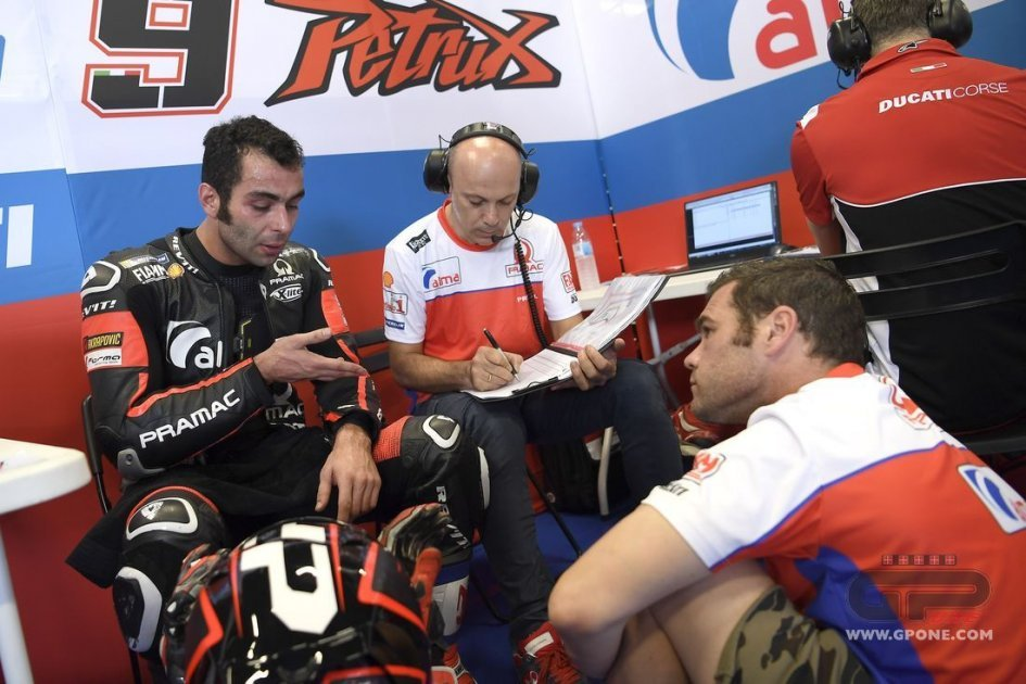 MotoGP: Petrucci: Lorenzo on the GP17? Each takes his own road