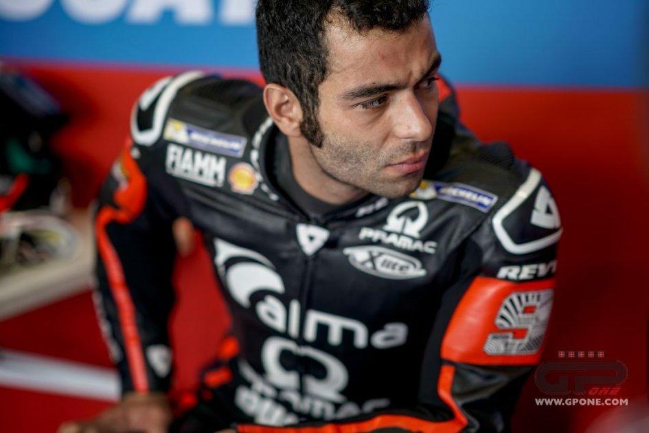 MotoGP: Petrucci: io scaricato? in Ducati porte aperte per me