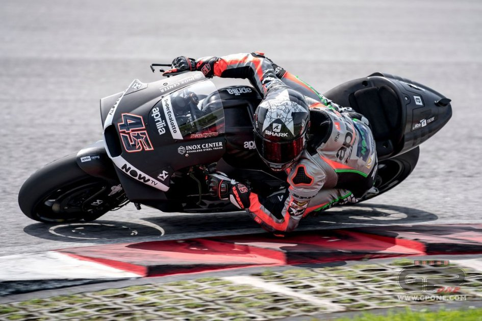 MotoGP: Redding: Aprilia crede in me, è quello che cercavo