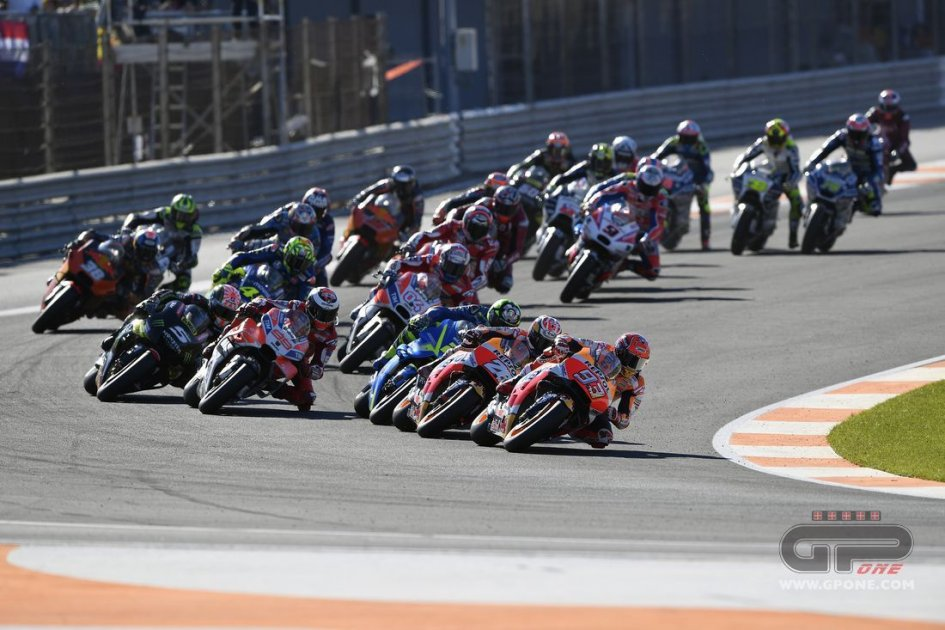 MotoGP: The Safety Commission 'cuts' 6 GPs
