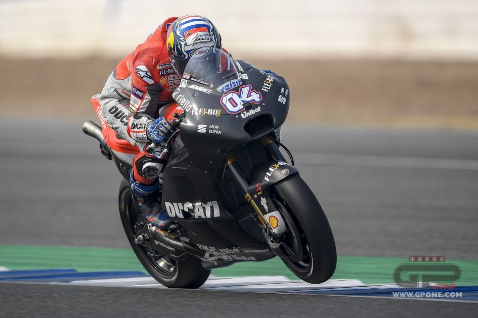 """MotoGP: Dovizioso: """"The ninth time doesn't count, all the upgrades work"""""""