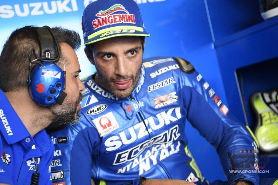 MotoGP: Iannone: sono più veloce con gomme usate che nuove