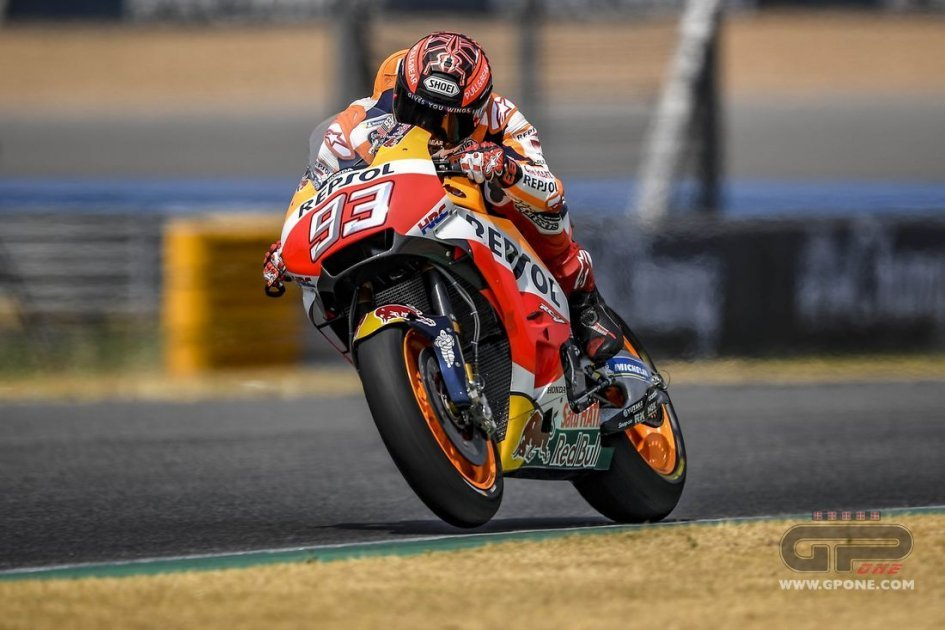 MotoGP: Test: Honda one-two at Buriram with Marquez and Pedrosa