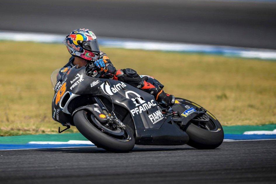 """MotoGP: Miller: """"Non mi sono mai sentito così forte come ora"""""""