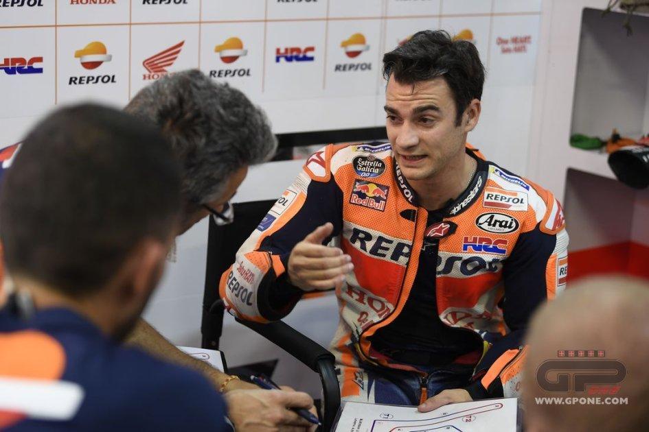 MotoGP: Pedrosa: Honda is fast... in development too