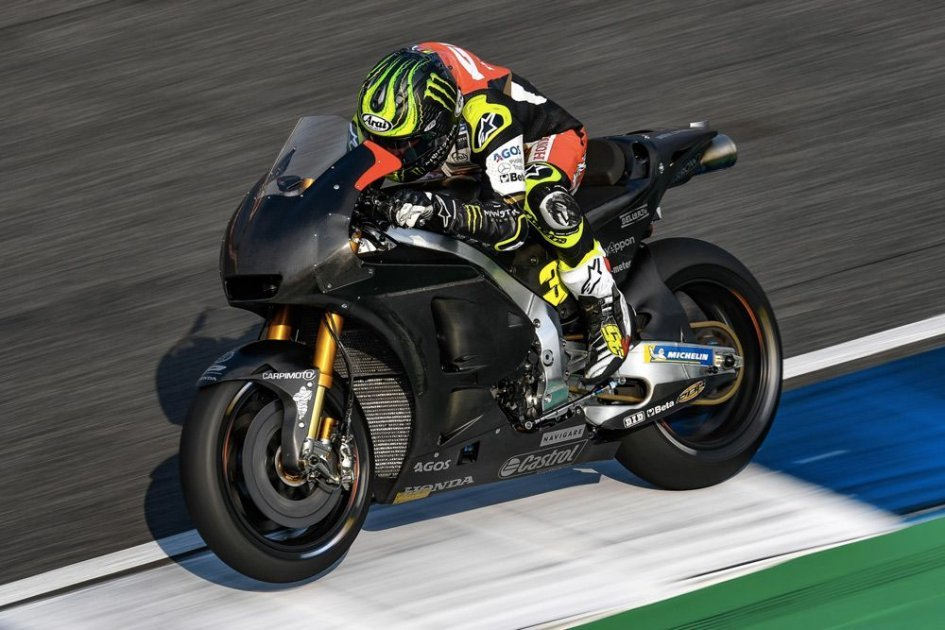 MotoGP: Test: First time's a charm for Crutchlow in Thailand