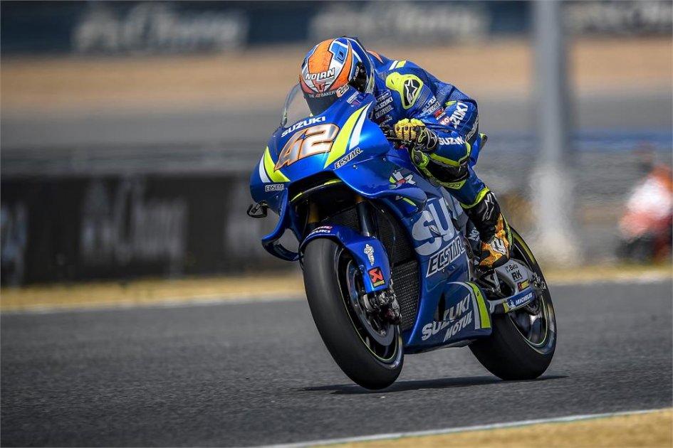MotoGP: Rins: il 2° tempo? volevo solo imparare la pista