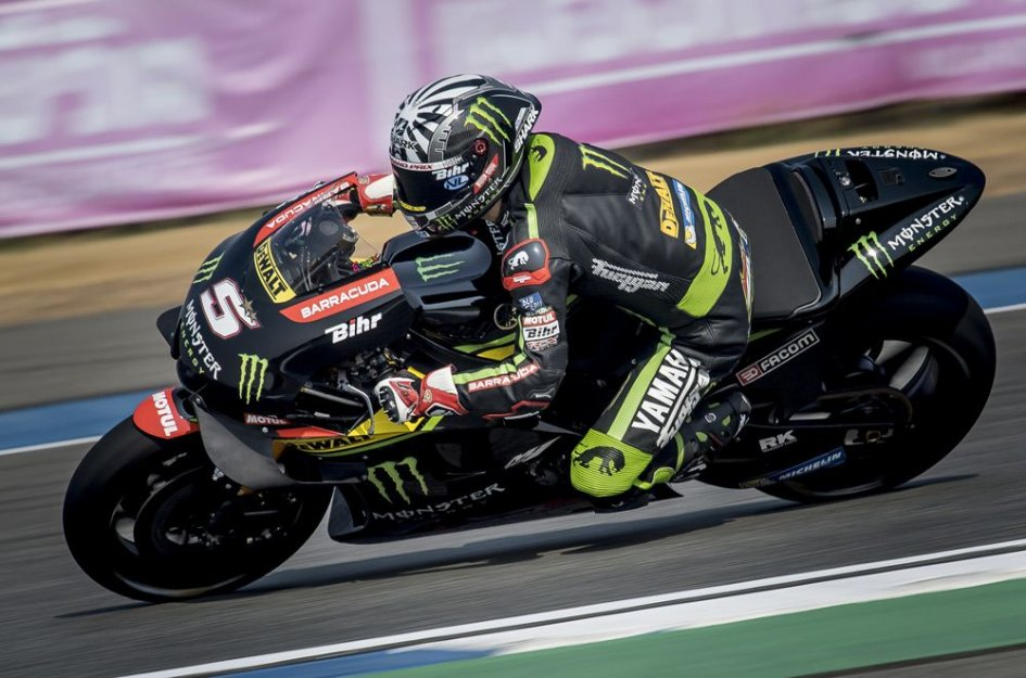 MotoGP: Old chassis and new fairing for Zarco: Everything I need for the podium