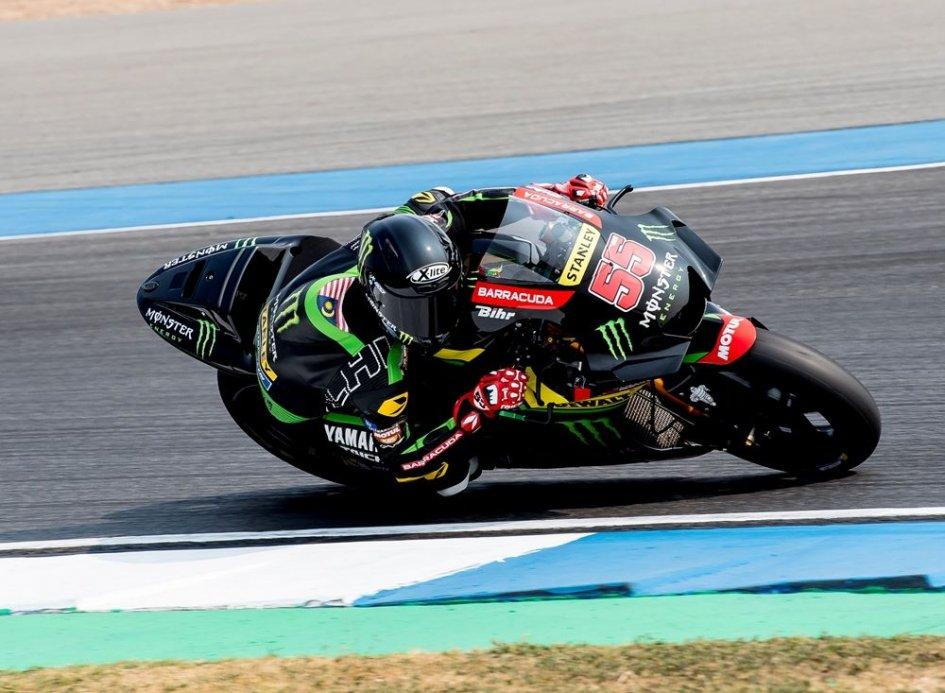 MotoGP: Syahrin in sella alla M1 del Team Tech3 per tutto il 2018