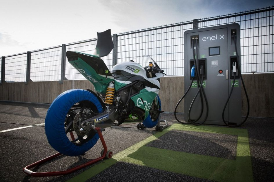 News: Michelin: we willl develop 'ecological' tyres for the MotoE