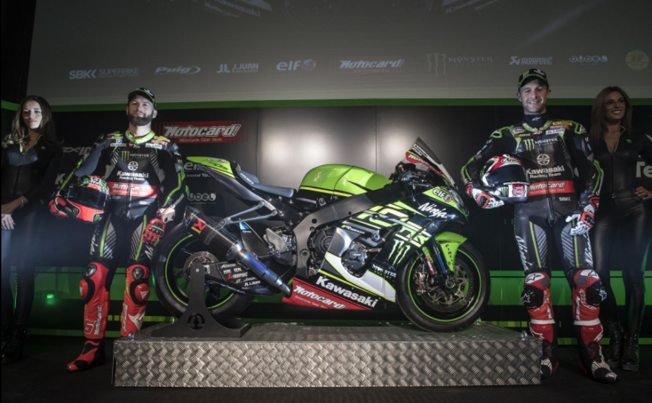 SBK: Rea and Kawasaki prepare to fight for their fourth title