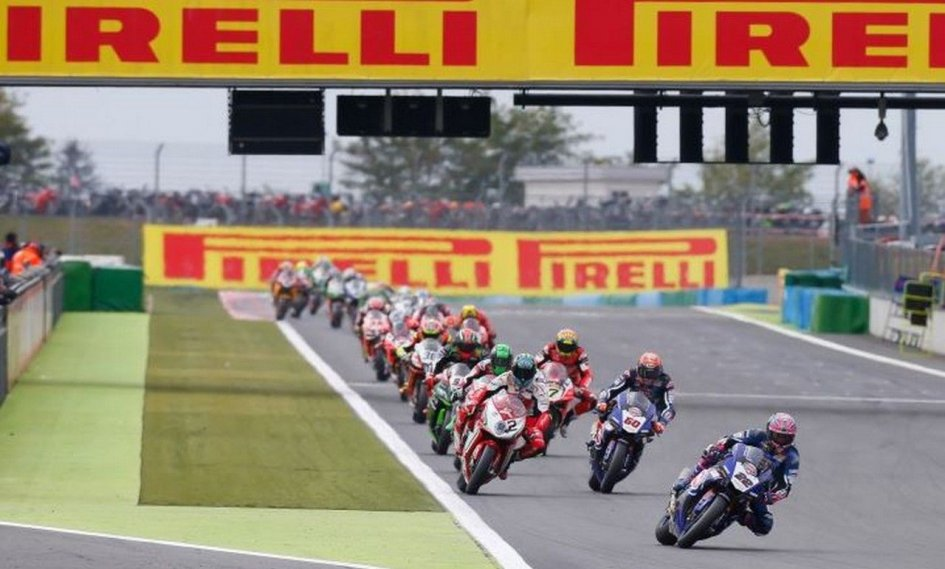 SBK: Magny-Cours renews up to 2022