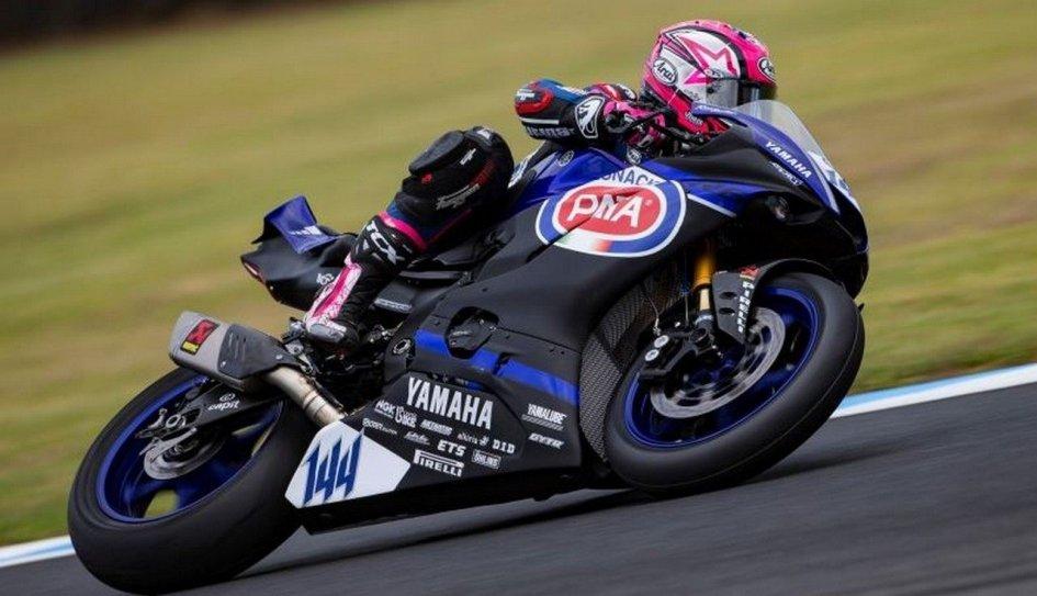 SBK: SSP: doppietta Yamaha, Mahias in pole, Caricasulo 2°