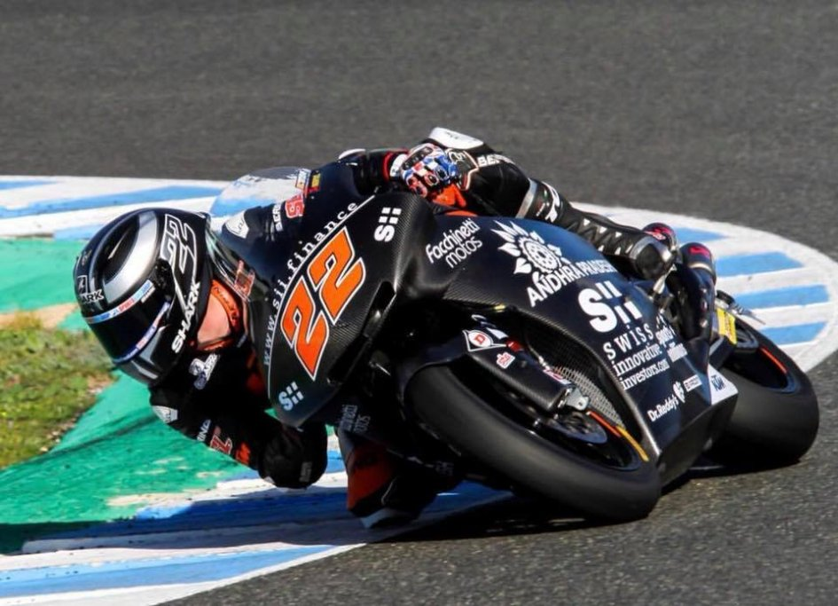Moto2: KTM on the attack: Lowes 1st, Lecuona 2nd, Binder 3rd