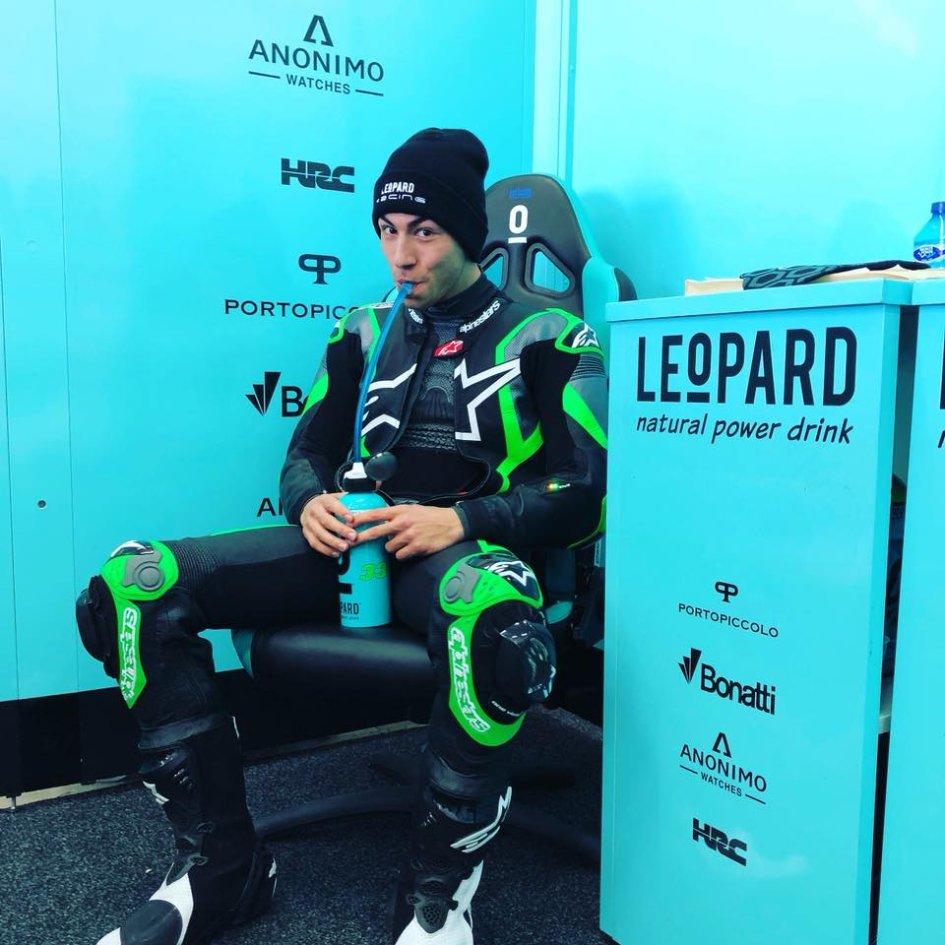 Moto3: Test Jerez: solo Canet meglio di Bastianini, 3° Bezzecchi