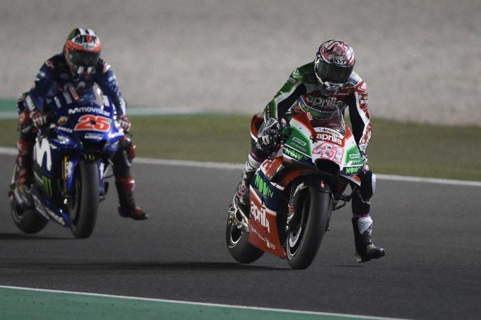 MotoGP: A. Espargaró: I could have battled for the top six