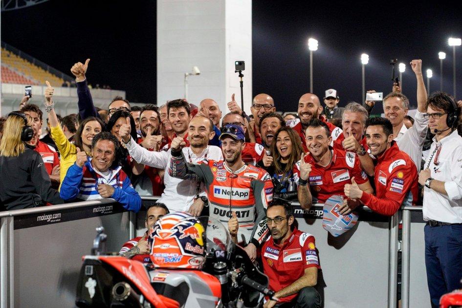 MotoGP: DesmoDovi fa il botto: oltre 3 milioni davanti alla tv