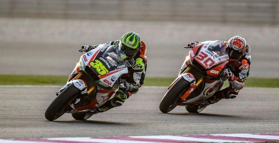 MotoGP: Team LCR Honda, double livery, double challenge