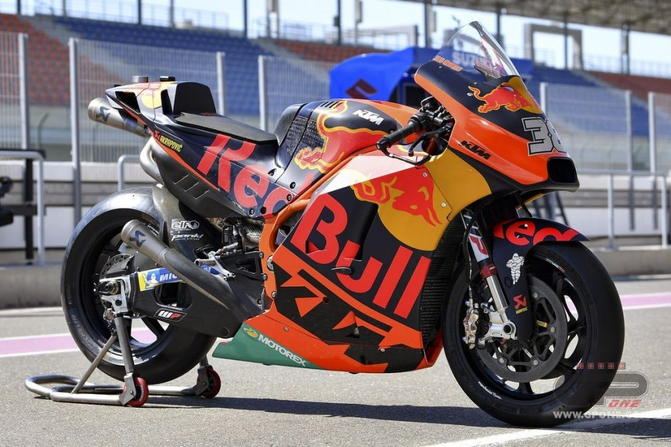 MotoGP: OFFICIAL: Tech3 with KTM from 2019