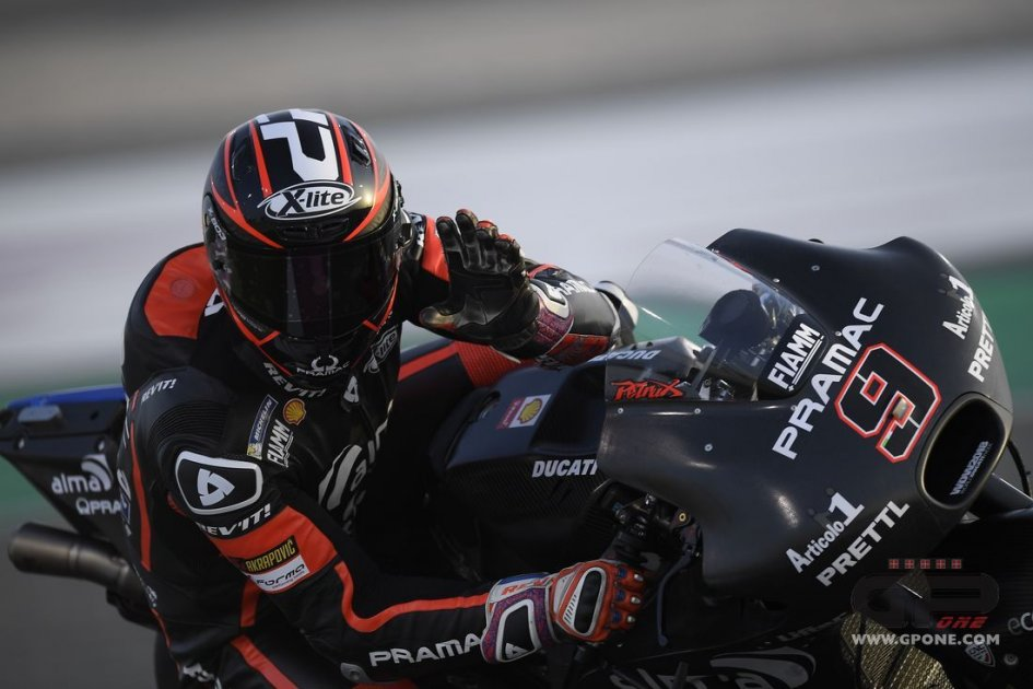 MotoGP: After testing, Petrucci rates himself highly, Miller no
