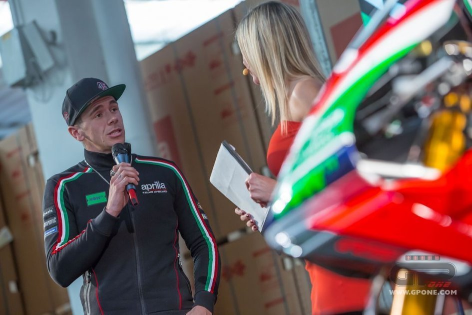 MotoGP: Redding: Aprilia and Ducati? Only the wheels in common
