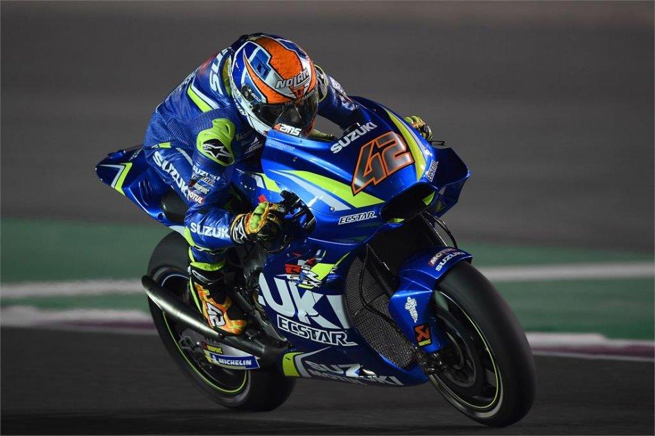 MotoGP: Rins: che peccato! Oggi potevo arrivare sesto