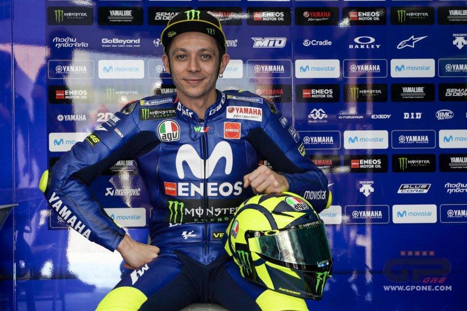 """MotoGP: Rossi: """"Ho rinnovato per non avere rimpianti"""""""