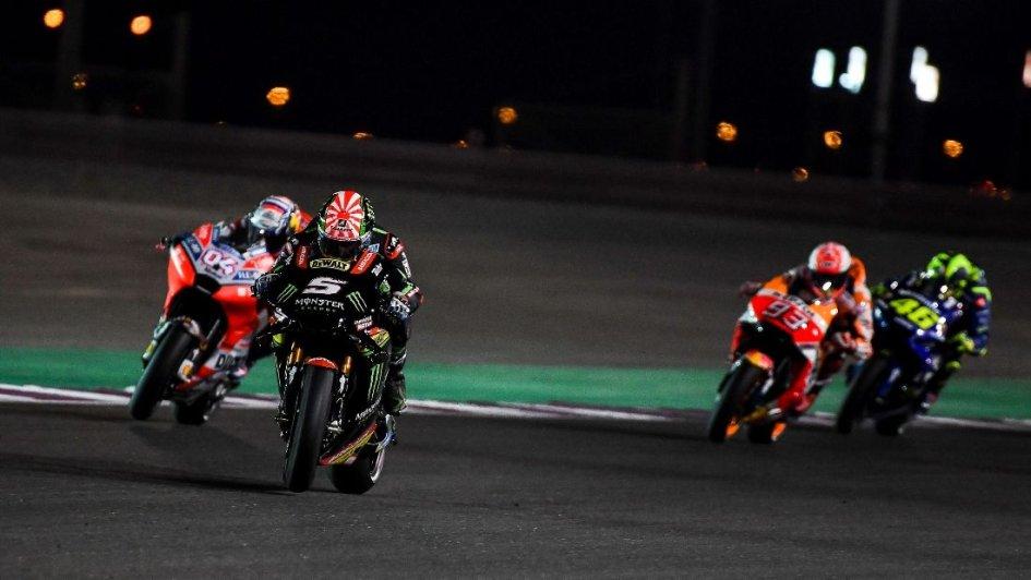 MotoGP: Zarco: le gomme non mi hanno permesso di lottare
