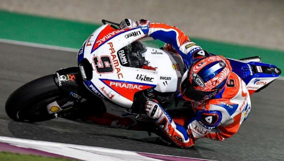 MotoGP: Petrucci: bel risultato, ma io volevo salire sul podio
